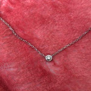 Authentic Cartier Diamond 💎 necklace